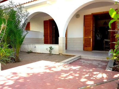 Photo for VILLA IN THE TOURIST VILLAGE WITH 3 BEDROOMS AND 2 BATHROOMS