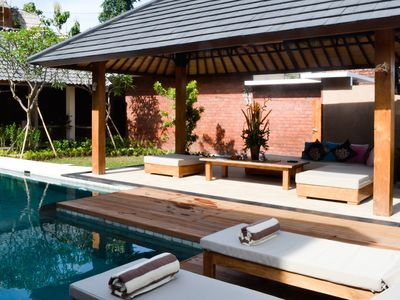Photo for 3 Bedroom villa near Canggu club, Bali