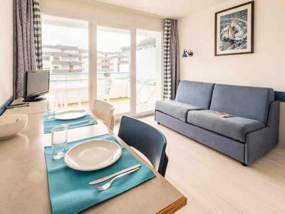 Photo for Pierre & Vacances Residence La Corniche de la Plage ** - Standard 2 People Studio
