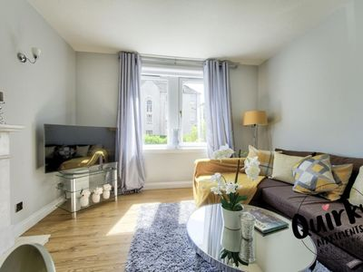 Photo for Love Leith - City Centre Apartment - Free Parking