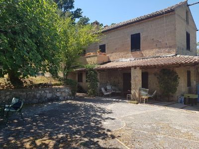 Photo for Charming Cottage & Pool, Caserta Countryside