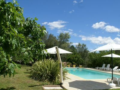 Photo for Modern Holiday Home in Porto-Vecchio with Pool
