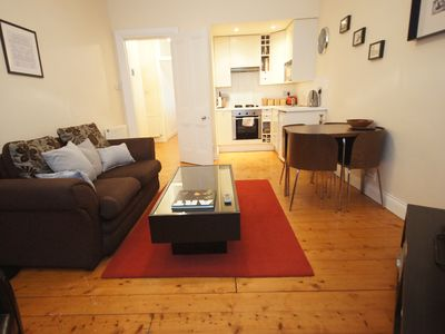 Photo for Entire traditional Glasgow west end apartment