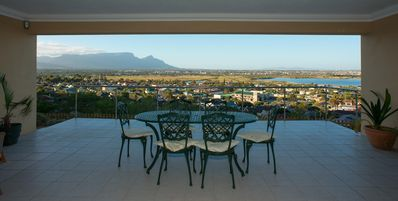 Photo for Lynx Vista is situated high on the Lakeside slopes with breathtaking views.