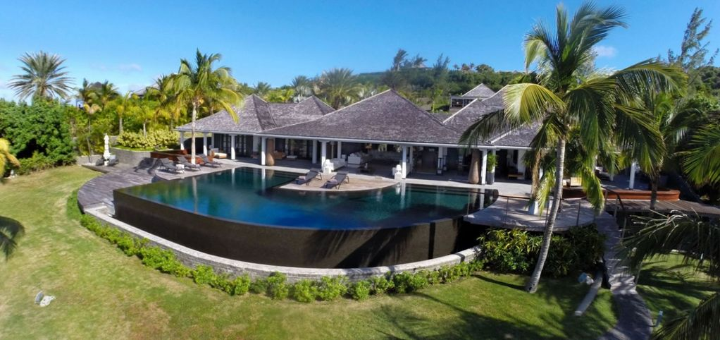 Villa Silver Rainbow -  Ocean View  24/7 Concierge Included