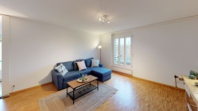 Photo for *NEW LISTING PRICES* 9MINUTES FROM ZH MAIN STATION* / *SPACIOUS* / *MODERN* (B)