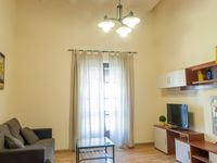 A great first floor apartment next to Triana market with great bars and restaurants all around.
