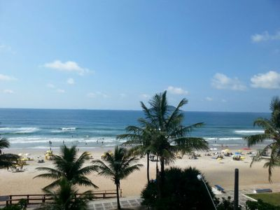 Photo for Duplex apartment with balcony - sea front Promotional Rate -Guaruja