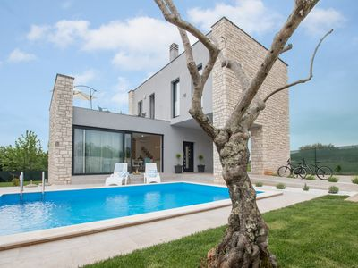 Photo for Villa Selest, luxury house with private pool and beautiful view