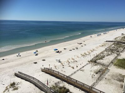 Photo for The Leeway at The Gulf Tower - Beautiful Gulf Front Condo