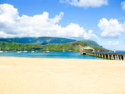 Photo for Gorgeous 4 br home in Hanalei!