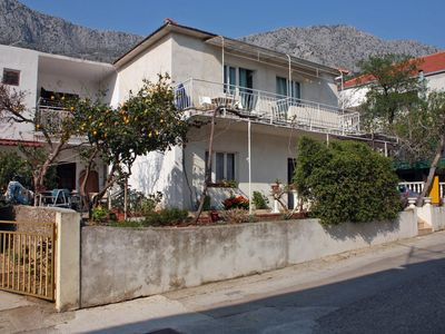 Photo for Apartment in Drvenik Donja vala (Makarska), capacity 4+2