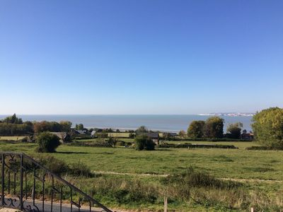 Photo for STUDIO FACING THE SEA IN A QUIET LOCATION AND IDEALLY LOCATED