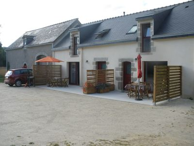 Photo for 2BR Cottage Vacation Rental in clohars-carnoet