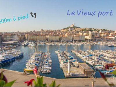 Photo for Studio cocooning in the heart of Marseille