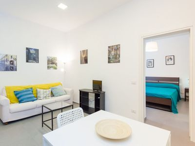 Photo for Brand new Municipio apartment in San Giuseppe with WiFi & air conditioning.