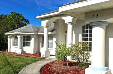Photo for Paradise by lakeside & views over golf course, fantastic 2 master suites