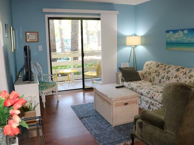 Photo for Recently Remodeled ground level 3 blocks from Beach w/free Wifi - Sleeps 6