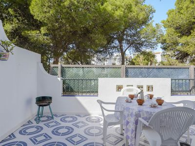 """Photo for Charming Holiday Home """"Casa Maribel"""" Close to the Beach with Wi-Fi & Terrace; Parking Available"""