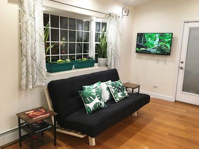 Photo for Sunny 3BR Apartment - 10 min to Manhattan