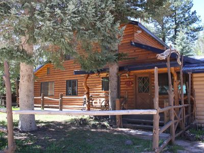 Photo for River's Edge Cabin managed by Cabin Butler