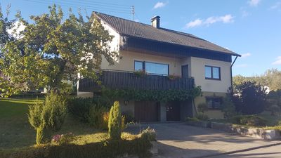 Photo for Holiday house in a great location and idyllic nature in the Upper Schischem Valley