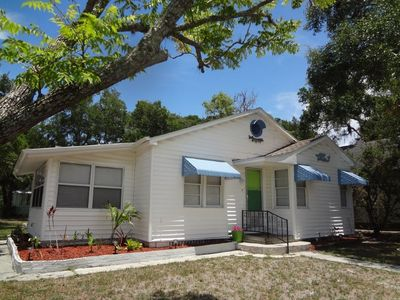 Photo for Renovated Bungalow!  Close to beaches and Sims Park!