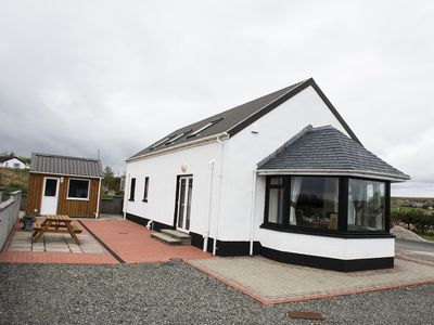 Photo for Holiday Cottage on the Isle of Lewis, close to Stornoway.