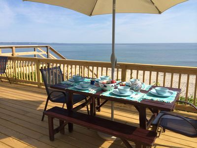 Photo for Gorgeous OCEANFRONT  Amazing  WATERVIEWS  Beach House