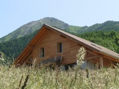 Photo for Chalet paired with stunning views.