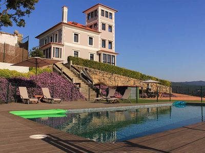 Photo for Villa Águeda (354), sea views near Baiona