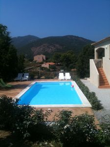 Photo for House for 4 persons with terrace of 30 m2 and swimming pool