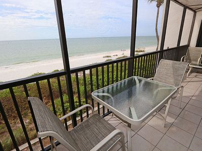 Photo for Gulf Front, Two Bedroom Condo with Den - Sundial E308