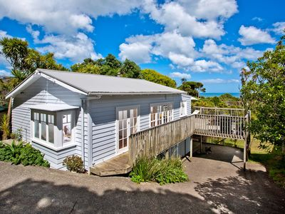 Photo for Muriwai Home with a View