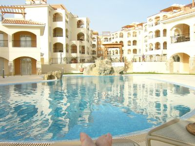 Photo for Modern Townhouse on award winning complex in Chlorakas, Paphos Area
