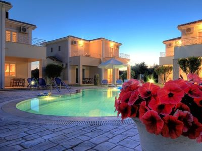 Photo for Kalamaki Court Villas (2 Bed) - nice friendly complex with swimming pool.