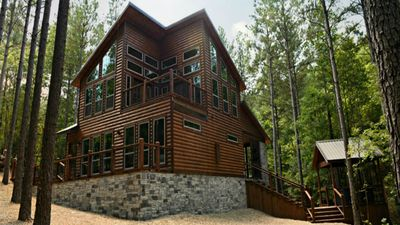 Photo for Aspen Creek Lodge IS THE PERFECT LODGE TO BOOK TO GET AWAY FROM IT ALL AND ENJOY