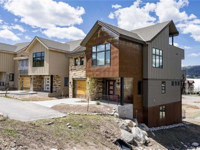 Photo for Mountain Modern Luxury Home w/ Rooftop Hot Tub, Mountain Biking Trails Close By