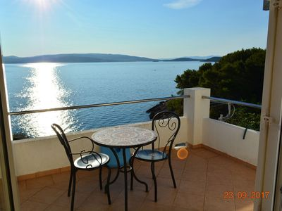 Photo for Apartment Maja  SA1-Oker(2+1)  - Stomorska, Island Solta, Croatia