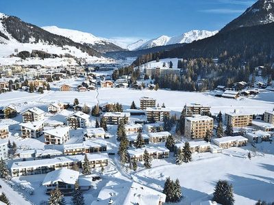 Photo for Apartment Solaria Serviced Apartments  in Davos - Dorf, Grisons / Graubünden - 2 persons