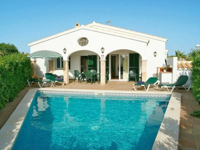 Photo for Vacation home Cala n'Bosch (CBO110) in Cala'n Bosch - 6 persons, 3 bedrooms