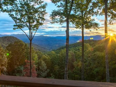 Photo for Carolina Peak - Peaceful Moutaintop Retreat in the Heart of the Smokies