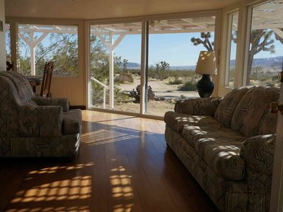 Photo for Ye Olde Ranche House of 7 Gables, near Joshua Tree Park, Great Views, Sleeps 20