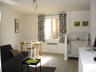 Photo for 1BR Apartment Vacation Rental in Castelnau-le-Lez