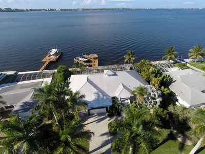 Photo for Villa River Dream - Exclusive Key West style vacation villa with stunning waterfront view, Free Wifi