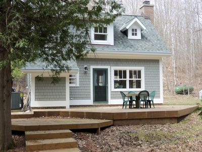 Photo for 1BR Cottage Vacation Rental in Arcadia, Michigan