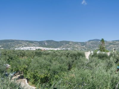 Photo for Detached single villa 200 meters from the beach of Punta Grugno