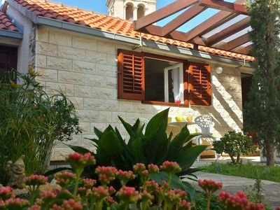 Photo for Holiday home Ivica, (15311), Supetar, island of Brac, Croatia