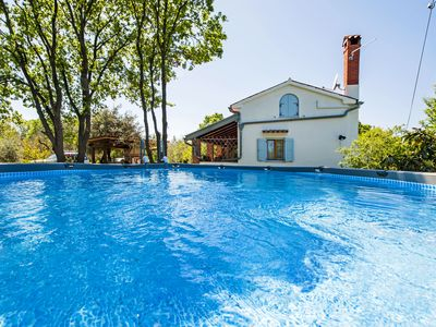 Photo for Lovely Holiday Home in Rovinj with Private Swimming Pool