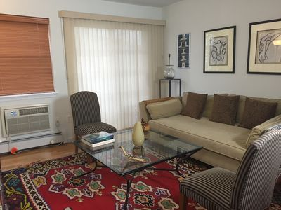 Photo for 1 BR Apartment with Balcony in Asbury Park 2 Blocks from Beach STR# 2018-019